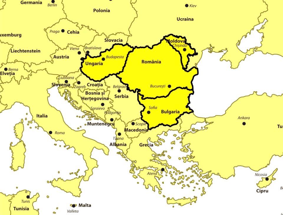Ungaria și Bulgaria Au Cerut Unirea Cu Romania Stb Sindicat